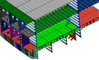 Design (CAD) to engineering (CAE) efficiency increased by using DNV GL's Sesam together with MSC Apex.